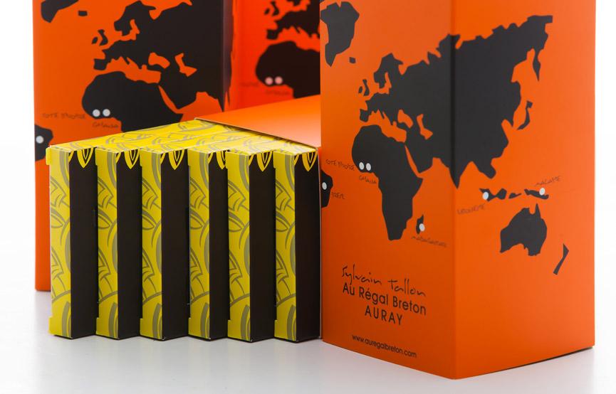Rédaction de fiches produits pour le site e-commerce de Au Régal Breton, pâtissier, chocolatier à Auray par JN-Rédaction Web.