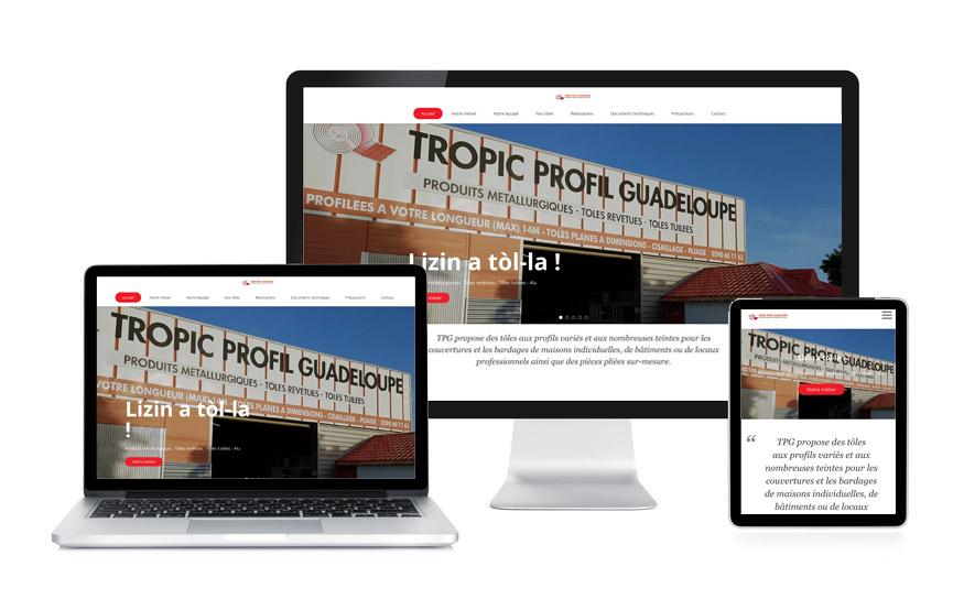 TPG, Tropic Profil Guadeloupe